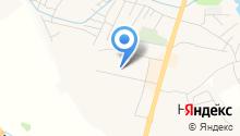 КСТ-Запад на карте
