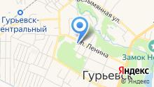 МУП КХ Водоканал на карте