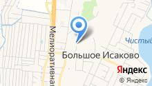 Парлакян М.В. на карте