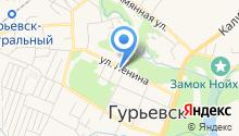 ГазСтройКалининград на карте