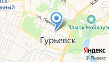 Нотариус Дементьева Е.Б. на карте