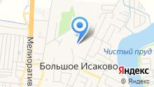 Детская школа искусств им. Исаака и Максима Дунаевских на карте