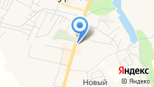 Лимузин на карте