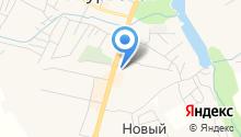 Индиго на карте