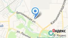 Винтажная лавка на карте
