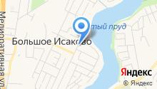 Администрация сельского поселения на карте