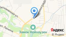 Агроимпульс на карте