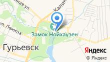ПМК-3 Гурьевская, ЗАО на карте