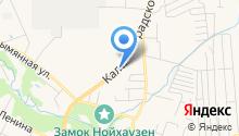 Магазин фермерской продукции на карте