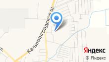 Калининградский колледж предпринимательства на карте