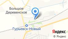 Васильковская ДПМК на карте