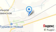 А+В Балтика на карте