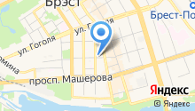 берони на карте