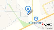 Псковская Инвестиционная Компания, ЗАО на карте
