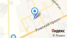 Русские окна на карте
