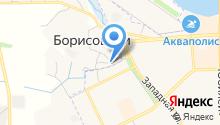 Строительные материалы на Михайловской на карте