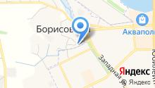Агентство по организации праздников на карте