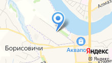 АТ-Светлячок на карте