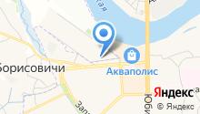 На Владимирской на карте