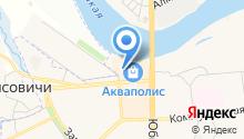 Акваполис на карте