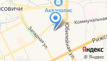 АЮТА на карте