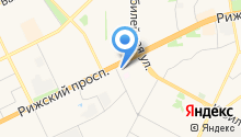 Автогрузоперевозки на карте