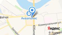 Сантехмакс на карте