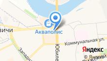 Онтарио на карте