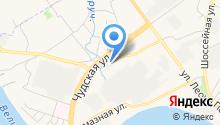 Авто Восток на карте