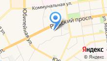 АВЕНТИН-Псков на карте