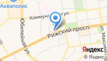 Беломор-Финанс на карте