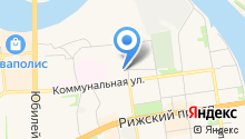 RK Service на карте