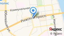 INTERLUX на карте