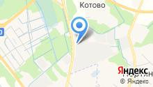АЗС Нерос на карте