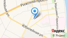 Dalinda на карте