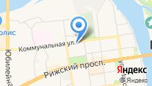 Center Sauna на карте