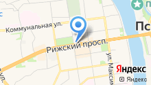 Zepter на карте