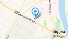 Вашинагорская на карте