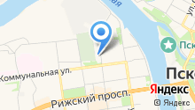 TON BOX на карте