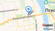 Аптека-А на карте