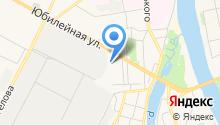 Comepay на карте