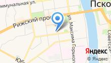 Region Media на карте