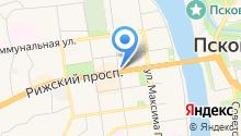 Pedant на карте