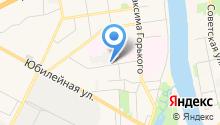Архив документов по личном составу Псковской области на карте