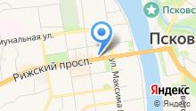 Бижутерия на карте