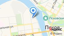 Автосервис в Интернациональном переулке на карте