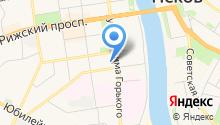 Адвокатский кабинет на Красноармейской на карте