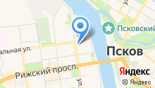 MERCURY на карте