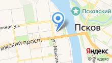 Direct Design на карте