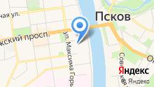 Ольгинский на карте